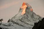 Grosse Liebe Matterhorn