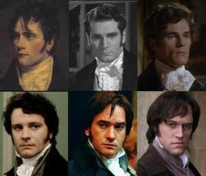 Die verschiedenen Mr. Darcys