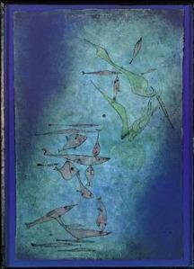 Paul Klee: Fische