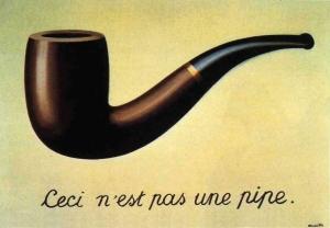 René Magritte: Ceci n'est pas une pipe