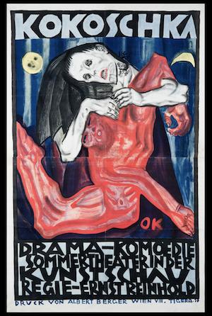 Oskar Kokoschka: Pieta